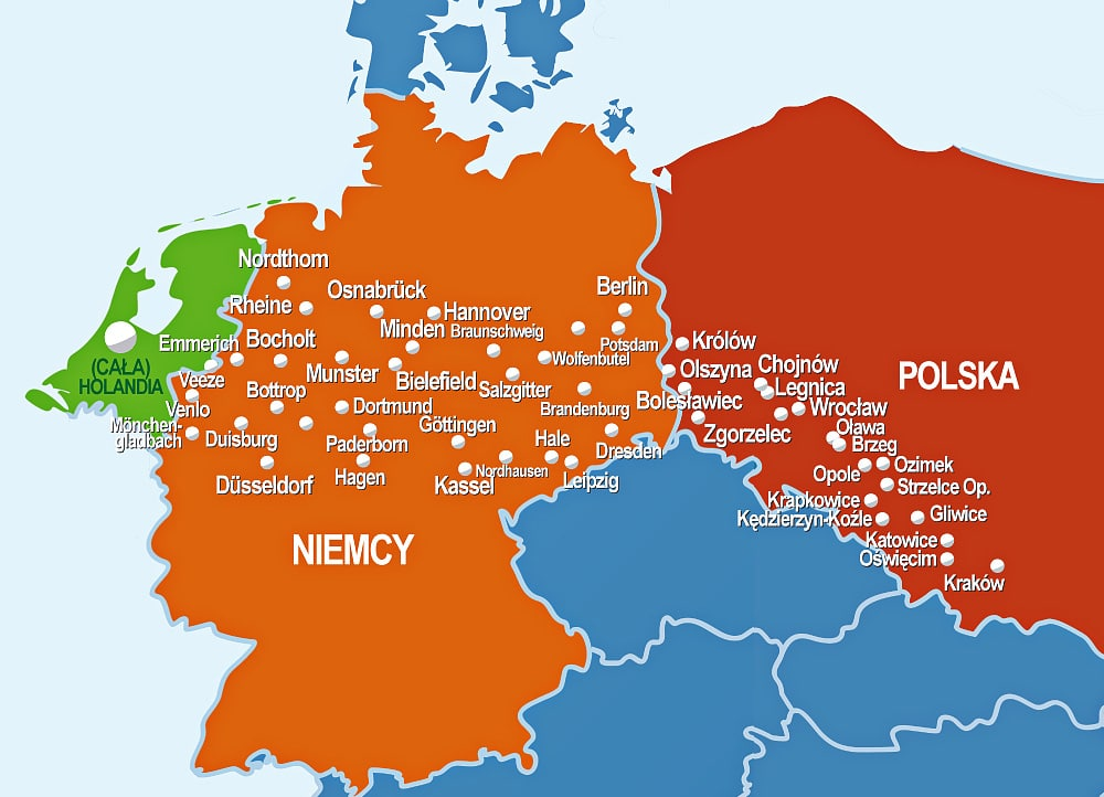 My polacy hagen niemcy