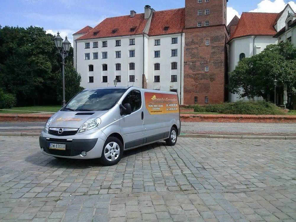 Busy do Niemiec, Holandii, Danii - Busyspeedygonzales