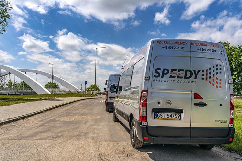 Najlepsze busy do Niemiec